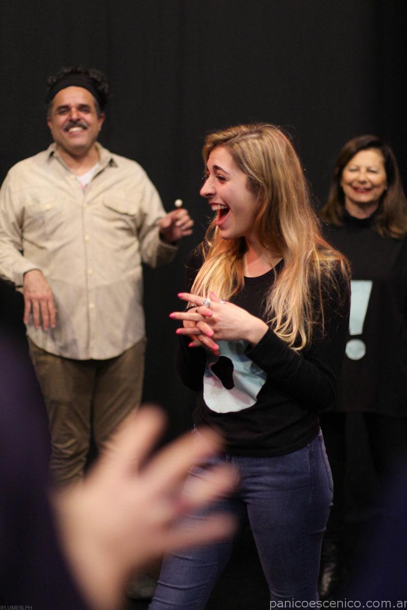 Seminario de Teatro Primavera 2021- ¿Por qué una entrevista personal?