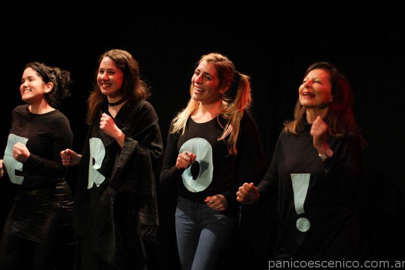 De Estreno: Compañía de Teatro Pánico Escénico 2018